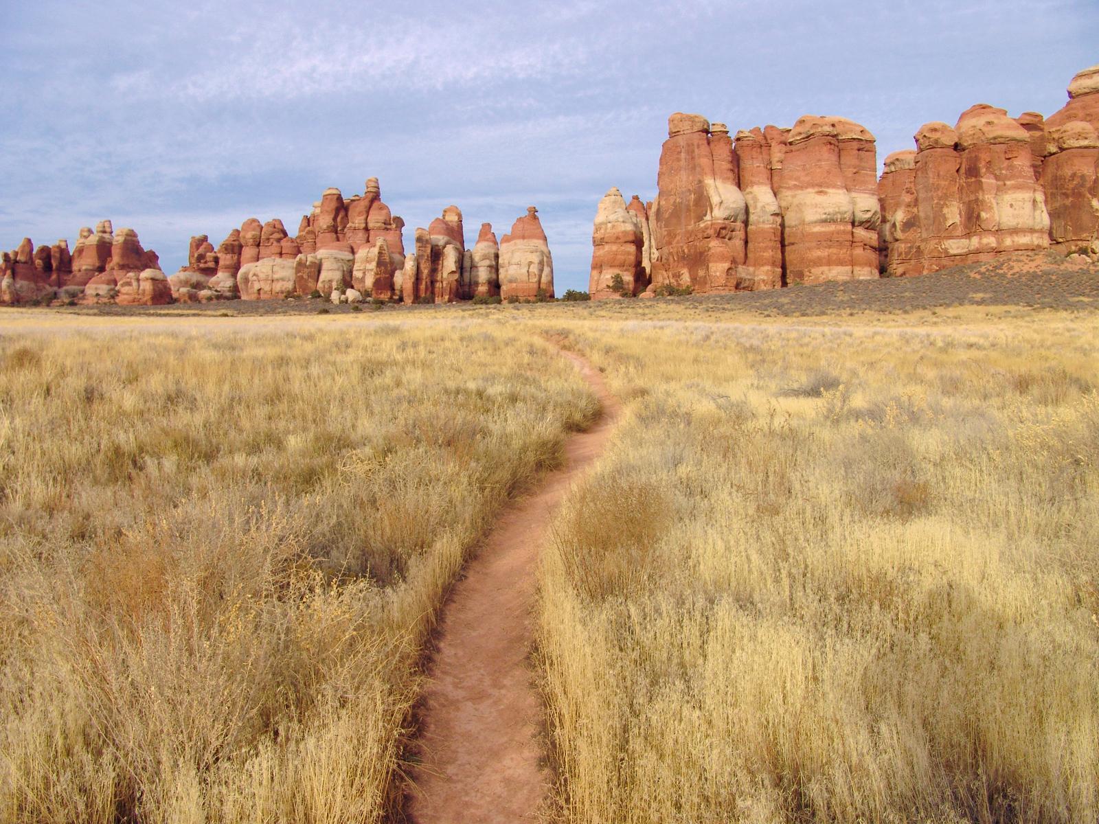 Chesler Park Trail