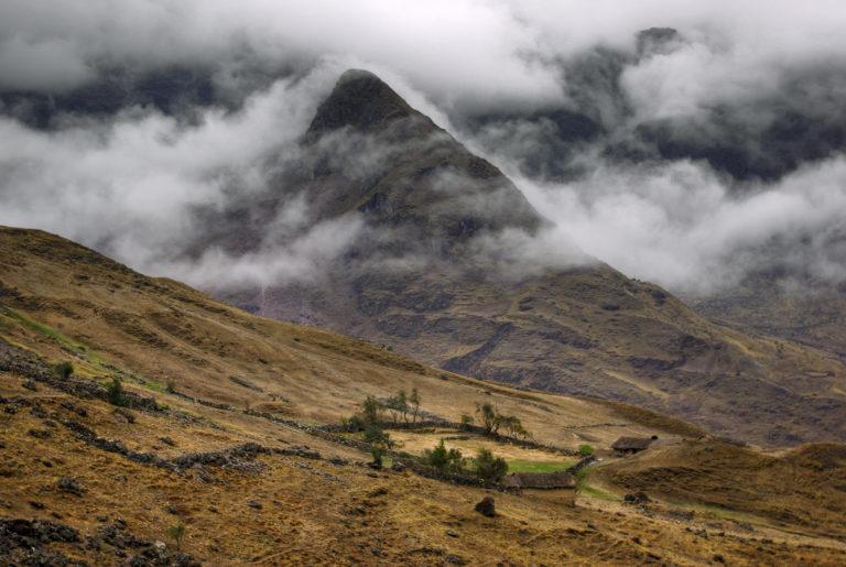 Mountains of Cuncani, Peru