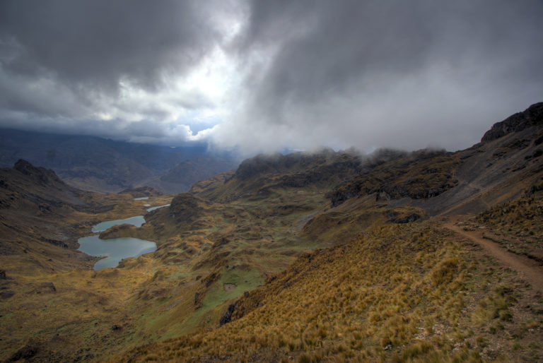 Huilquijasa Pass