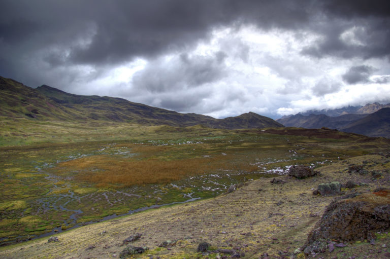 Climbing Ipsayjasa Pass