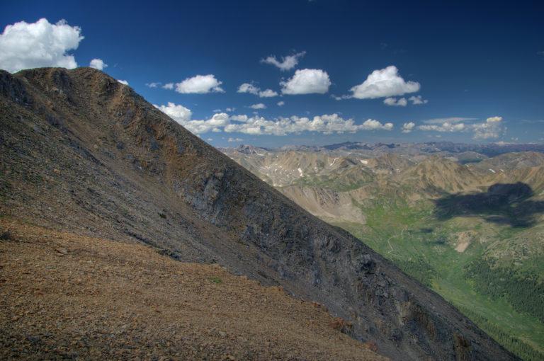 Climbing Mt. Elbert – The Final Push