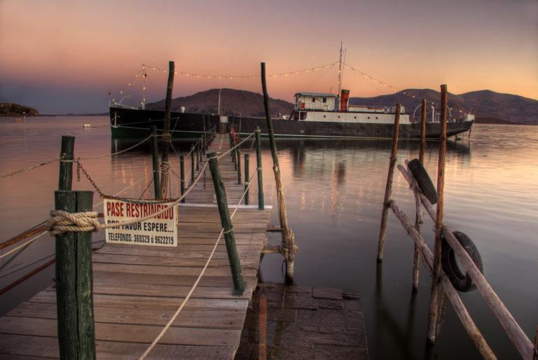 Steamship Yavari Museum