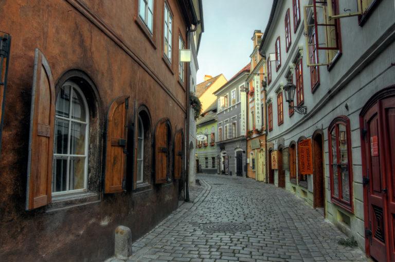 Dlouhá, Český Krumlov