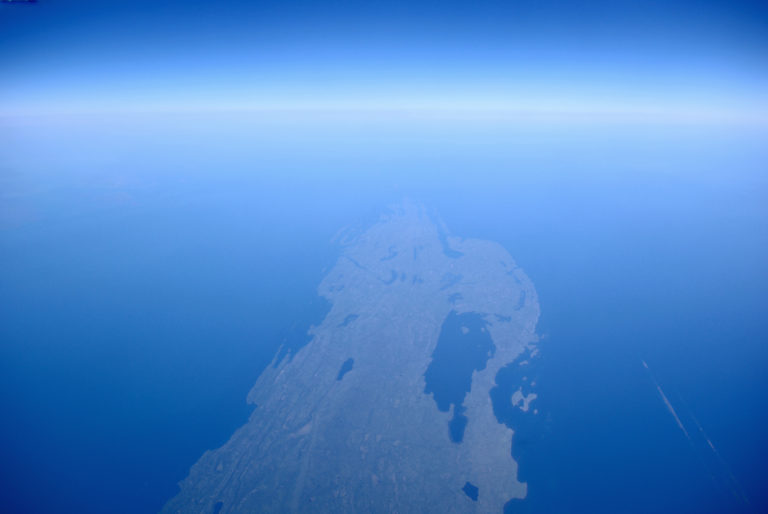 Isle Royale from Above