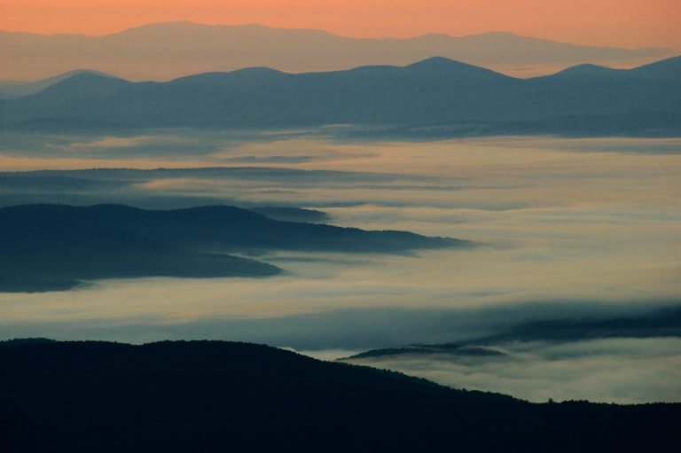 Northeast Kingdom Sunrise