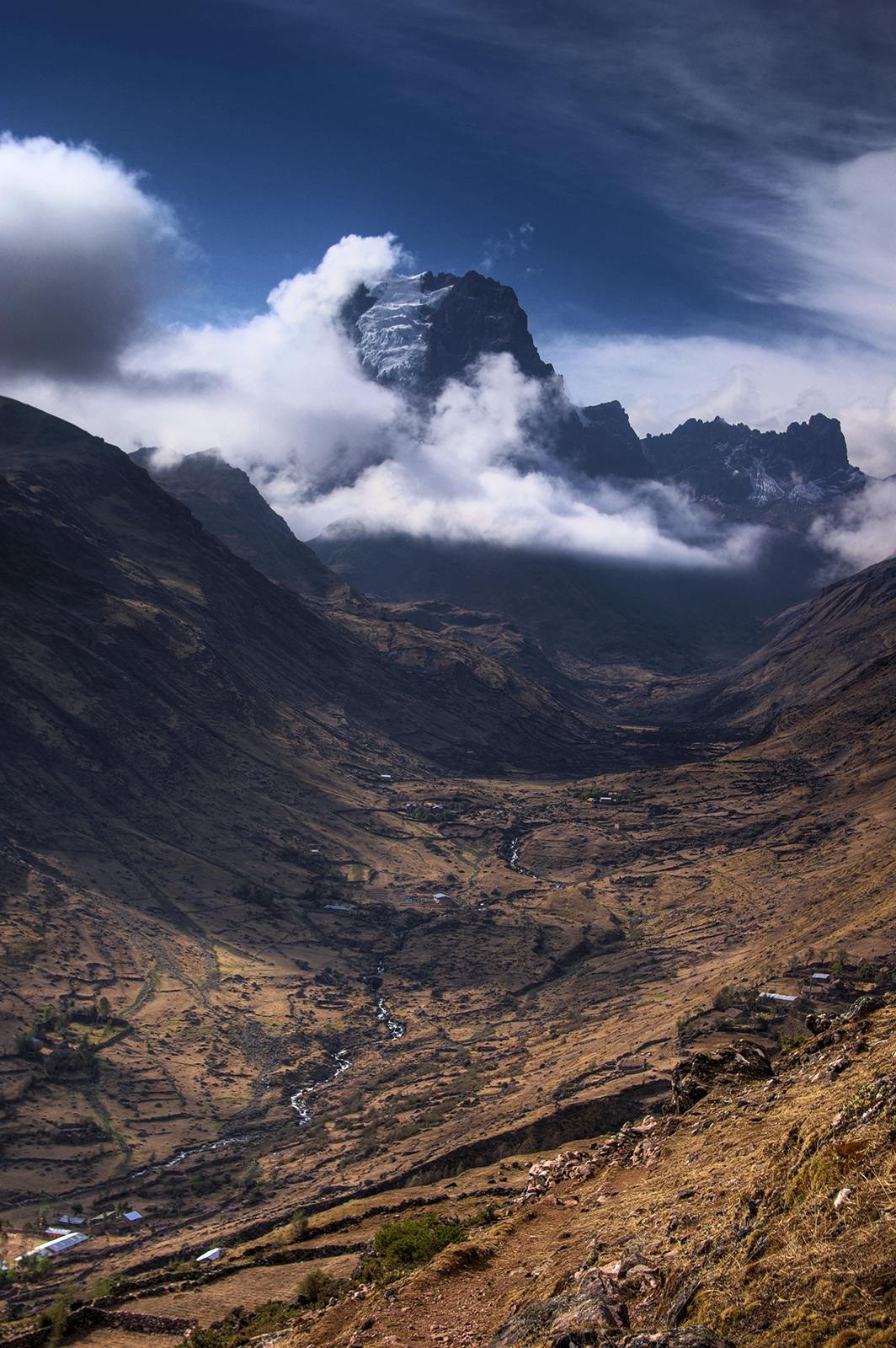 Nevado Sirihuani