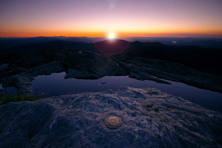 Mount Mansfield Sunrise