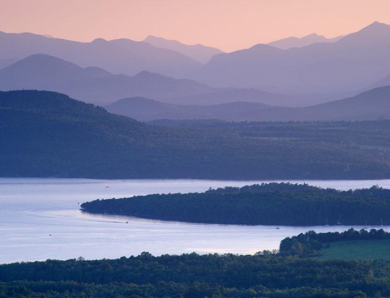 Mount Philo Sunset