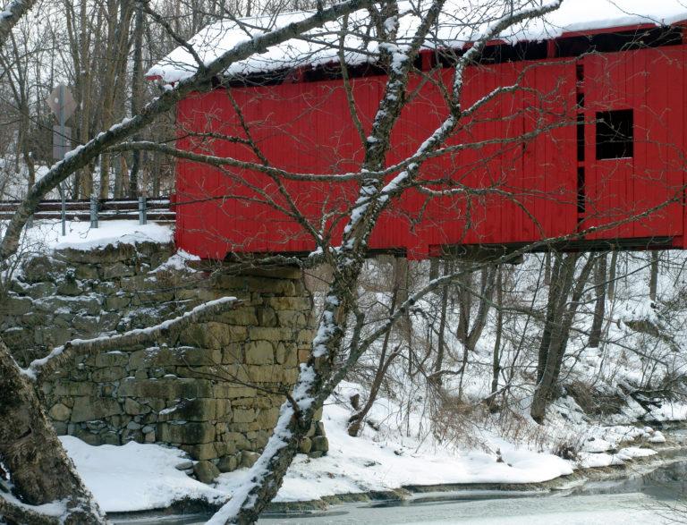Slaughterhouse Covered Bridge