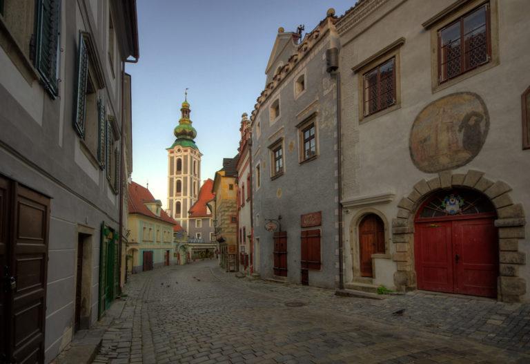 St. Jošt Church & Latrán