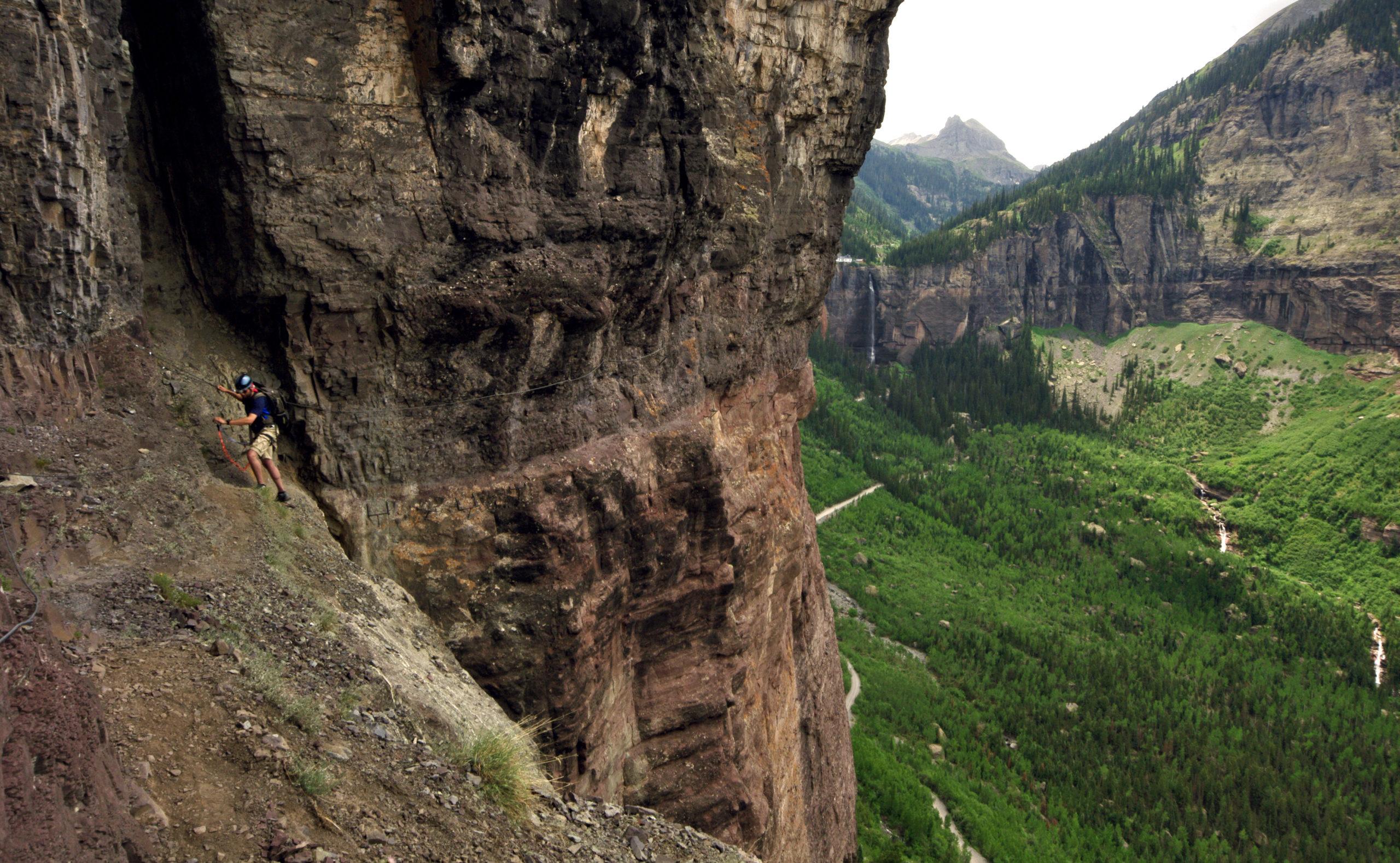 Telluride Krogerata – The Wall