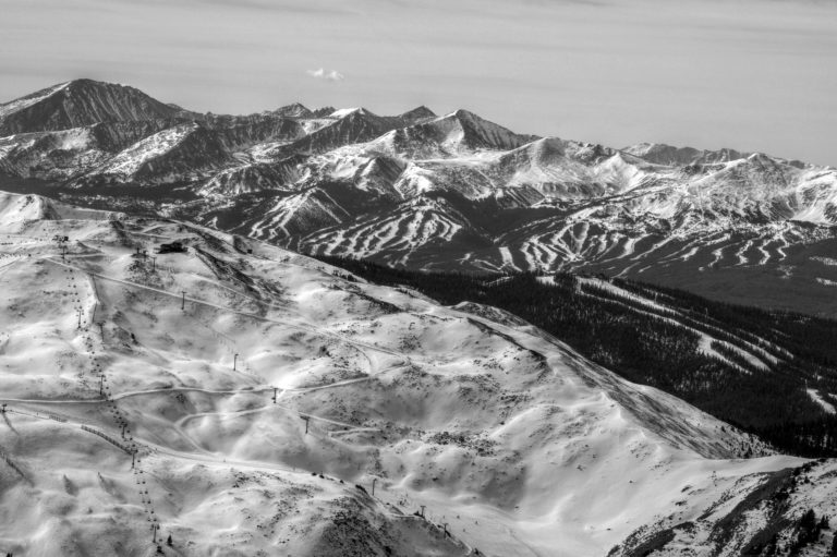 A-Basin, Keystone, and Breckenridge