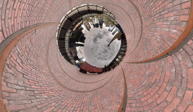 Toronto Stereographic Projection